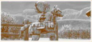 statue-du-seigneur-des-recoltes-pokemon-epee-bouclier-DLC-Couronneige