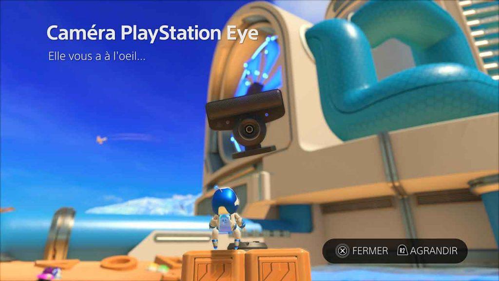 Astros-Playroom-PS5-artefact-camera-playstation-eye