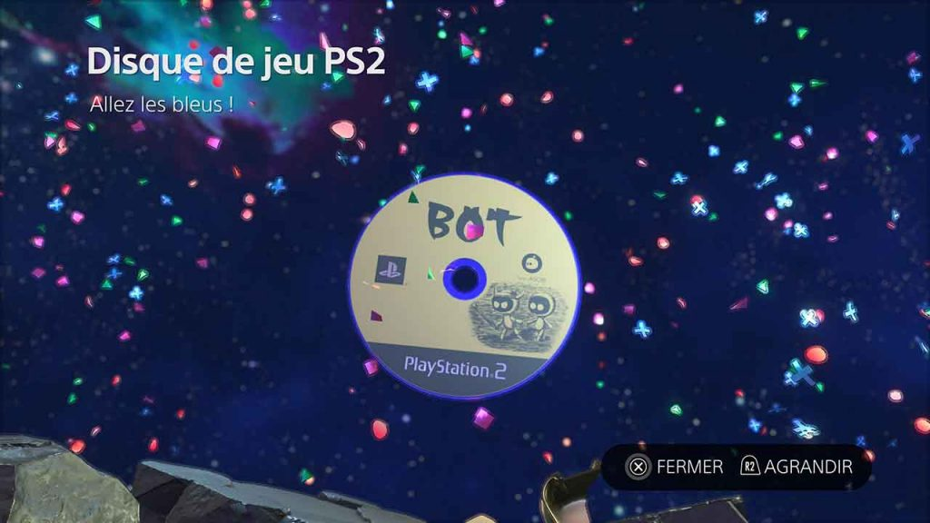 Astros-Playroom-PS5-artefact-disque-de-jeu-ps2-du-monde-Circuit-SSD