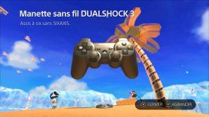 Astros-Playroom-PS5-artefact-manette-sans-fil-dualshock-3
