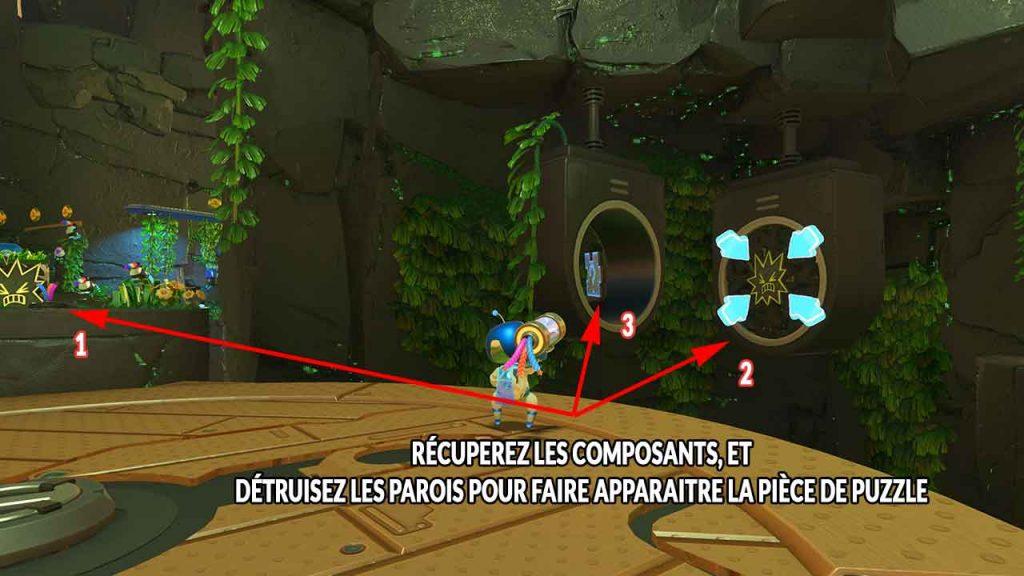 Astros-Playroom-PS5-obtenir-la-piece-de-puzzle-2-jungle-du-GPU-foret-digitale