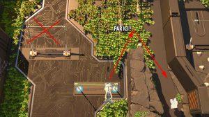Astros-Playroom-PS5-obtenir-la-piece-de-puzzle-3-jungle-du-GPU-grimpette-teraflops