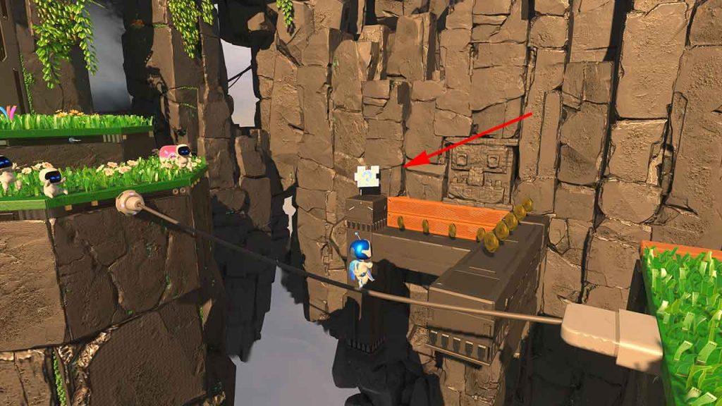 Astros-Playroom-PS5-obtenir-la-piece-de-puzzle-4-jungle-du-GPU-ruines-du-rendu