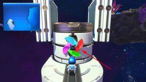 Astros-Playroom-PS5-trouver-artefact-5-dans-le-monde-Circuit-SSD
