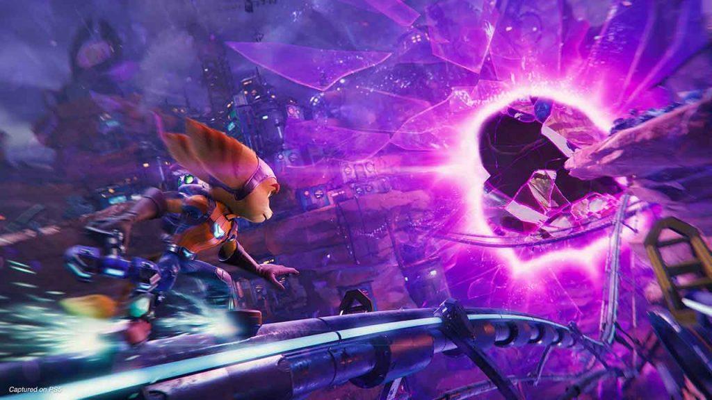 Ratchet-and-Clank-Rift-Apart-portail-dimension-entre-les-mondes
