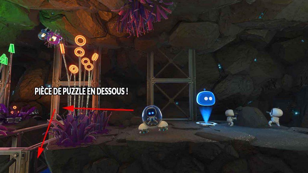 astros-playroom-PS5-emplacement-puzzle-numero-1-dans-circuit-SSD-cavernes-en-cache
