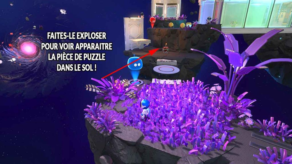 astros-playroom-PS5-emplacement-puzzle-numero-4-dans-circuit-SSD-rafales-siderales