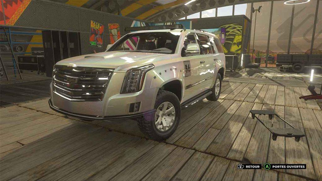 dirt-5-voiture-Cadillac-Escalade-Prerunner