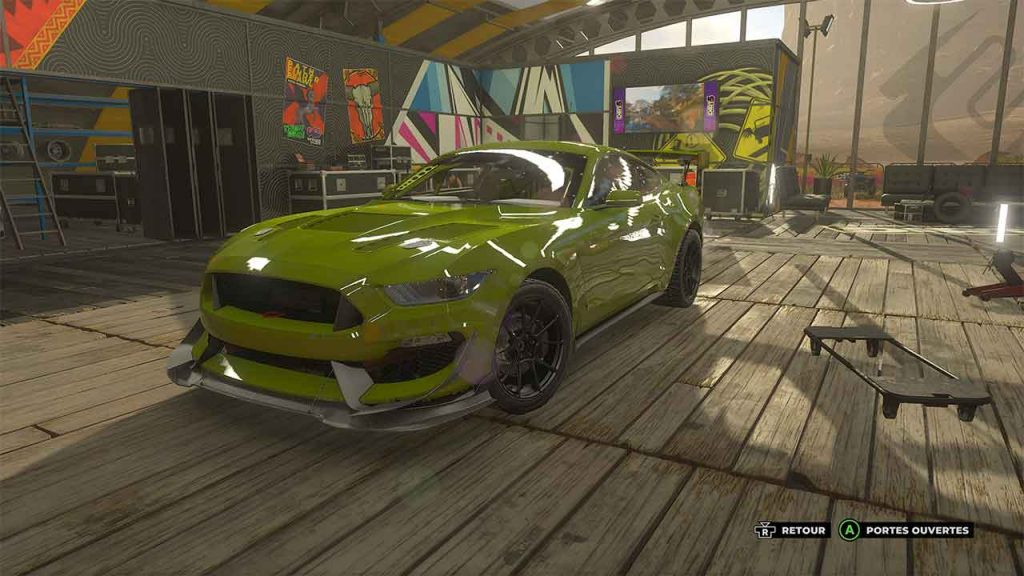 dirt-5-voiture-Ford-Mustang-GT4