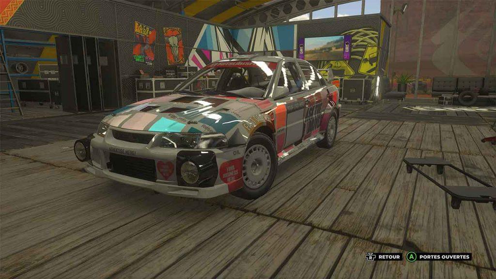 dirt-5-voiture-Mitsubishi-Lancer-Evolution-VI