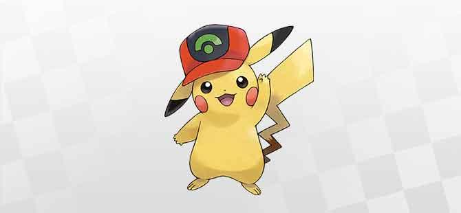 pokemon-epee-bouclier-code-cadeau-mystere-Pikachu-casquette-de-hoenn