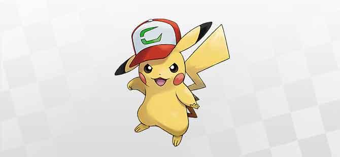 pokemon-epee-bouclier-code-cadeau-mystere-Pikachu-casquette-partenaire-aventure