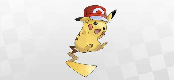 pokemon-epee-bouclier-code-cadeau-mystere-Pikachu-casquette-region-de-kalos
