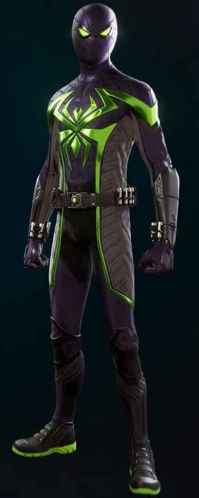 skin-tenue-menace-violette-rodeur-spider-man-miles-morales