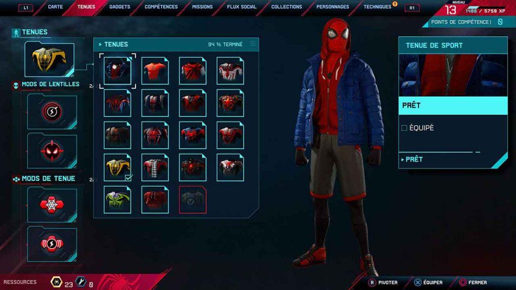 spider-man-miles-morales-tenue-de-sport