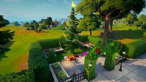emplacement-du-sapin-de-noel-decorer-a-holly-hedgees-fortnite