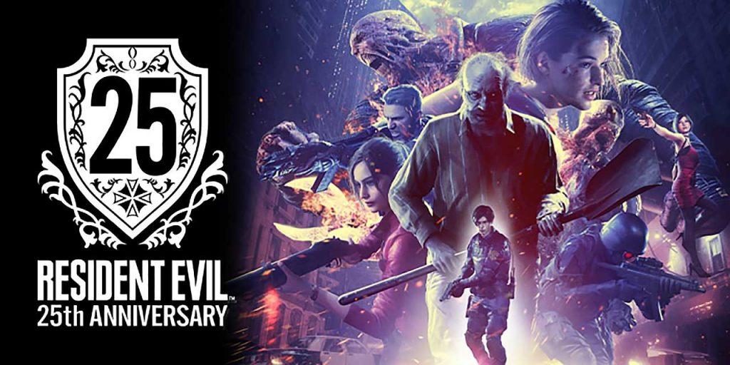 25th-anniversaire-resident-evil-serie