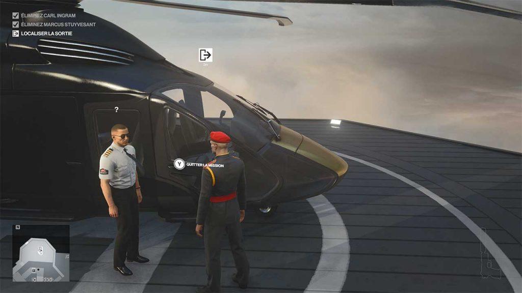 hitman-3-reussir-le-defi-de-sechapper-de-Dubai-en-helicoptere