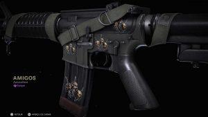 Call-of-Duty-Black-Ops-Cold-War-recompense-contagion-Amigos-autocollant