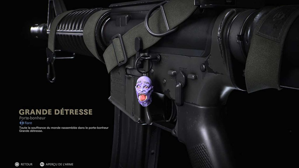 Call-of-Duty-Cold-War-recompense-contagion-Grande-detresse-porte-bonheur