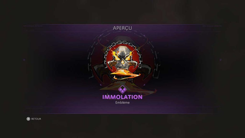 Call-of-Duty-warzone-recompense-contagion-Immolation-embleme