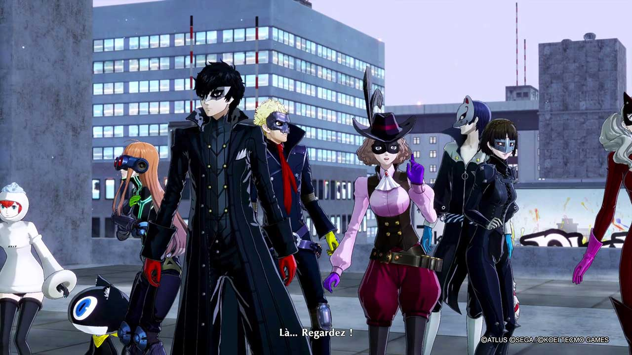 Persona-5-Strikers-personnages-voleurs-fantomes-joker