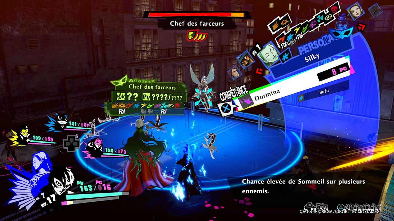 Persona-5-Strikers-systeme-de-combat-temps-reel