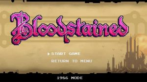 activer-le-mode-classique-1986-Bloodstained-Ritual-of-the-Night