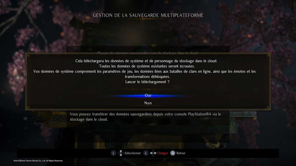 nioh-collection-telecharger-sa-sauvegarde-PS4-vers-la-PS5