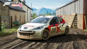 forza-horizon-4-voiture-de-rallye-legendaire-Peugeot-207-S2000