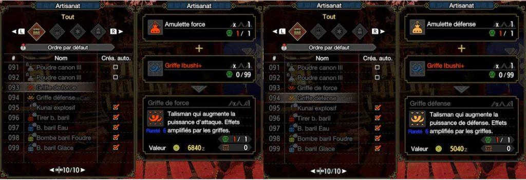 griffe-de-force-griffe-de-defense-monster-hunter-rise