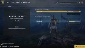 Chivalry-2-mode-campagne-solo-entrainement-local