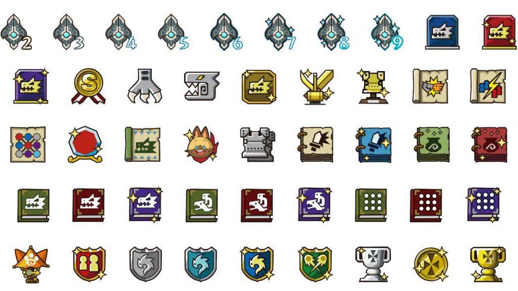 icones-medailles-carte-rider-monster-hunter-stories-2-wings-of-ruin