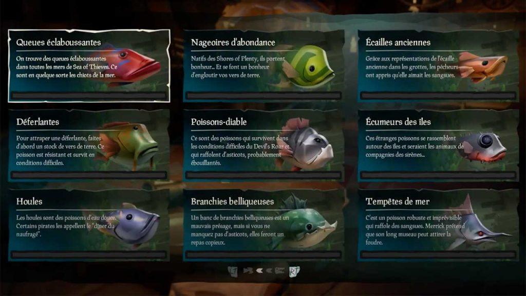 les-types-de-poissons-a-pecher-dans-Sea-of-Thieves
