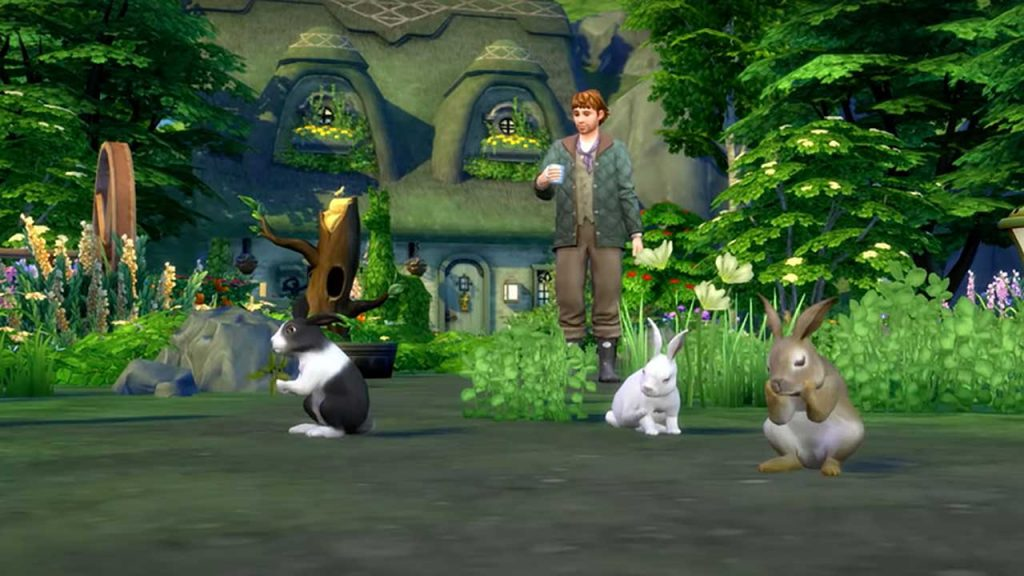 sims-4-Vie-a-la-campagne-cheat-code-lapins-tueurs