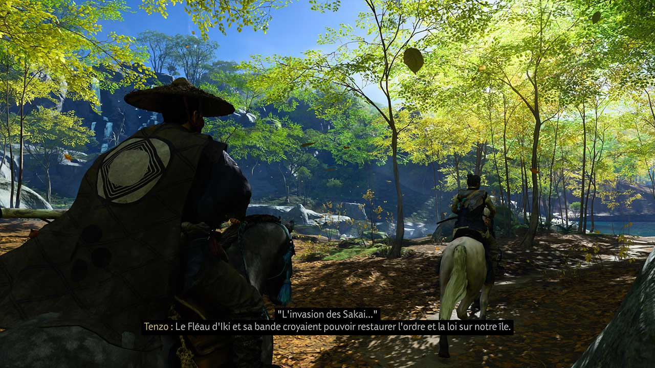 Ghost-of-Tsushima-graphisme-PS5