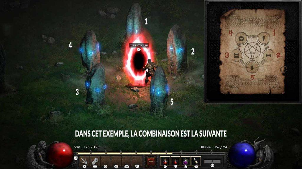 Diablo-2-Resurrected-combinaison-tristram-parchemin-d-Inifuss