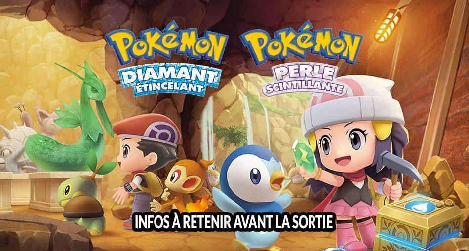 Pokemon-Diamant-Etincelant-Perle-Scintillante-infos-importante-sur-le-jeu