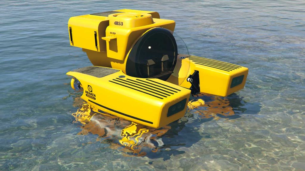 sous-marin-le-kraken-GTA-V-code-de-triche