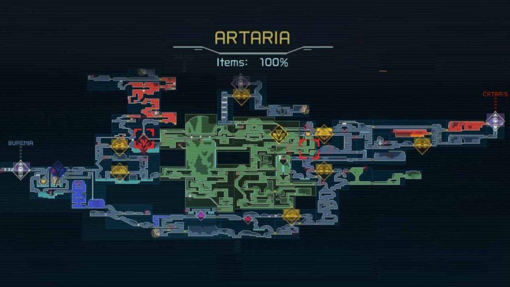 artaria-map-complete-metroid-dread